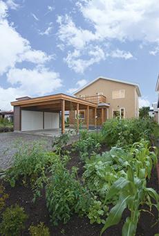 ドイツレベルの高い住宅性能で自然環境に優しい私たちの住まい
